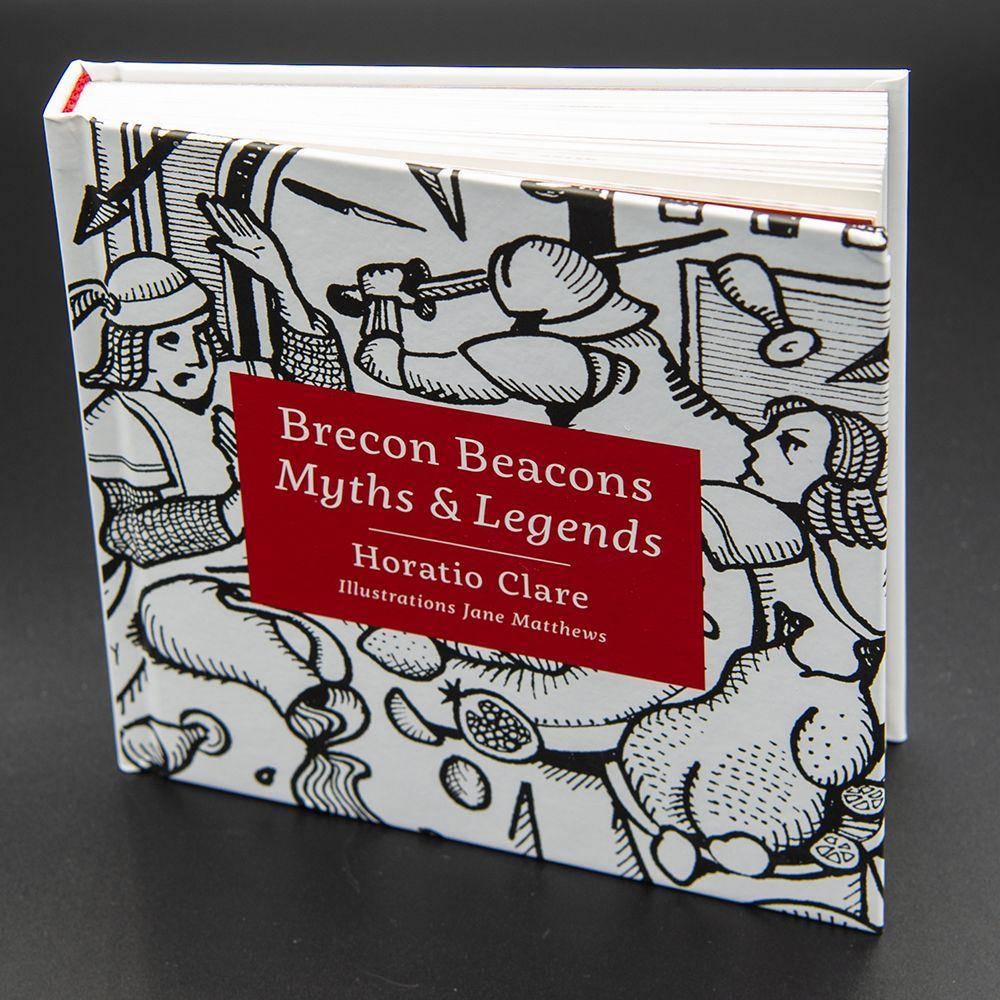 """Image Description of """"Brecon Beacons Myths & Legends""""."""
