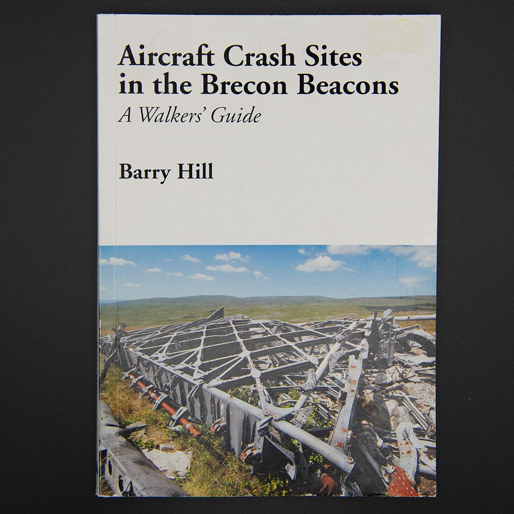 "Image Description of ""Aircraft Crash Sites in the Brecon Beacons""."