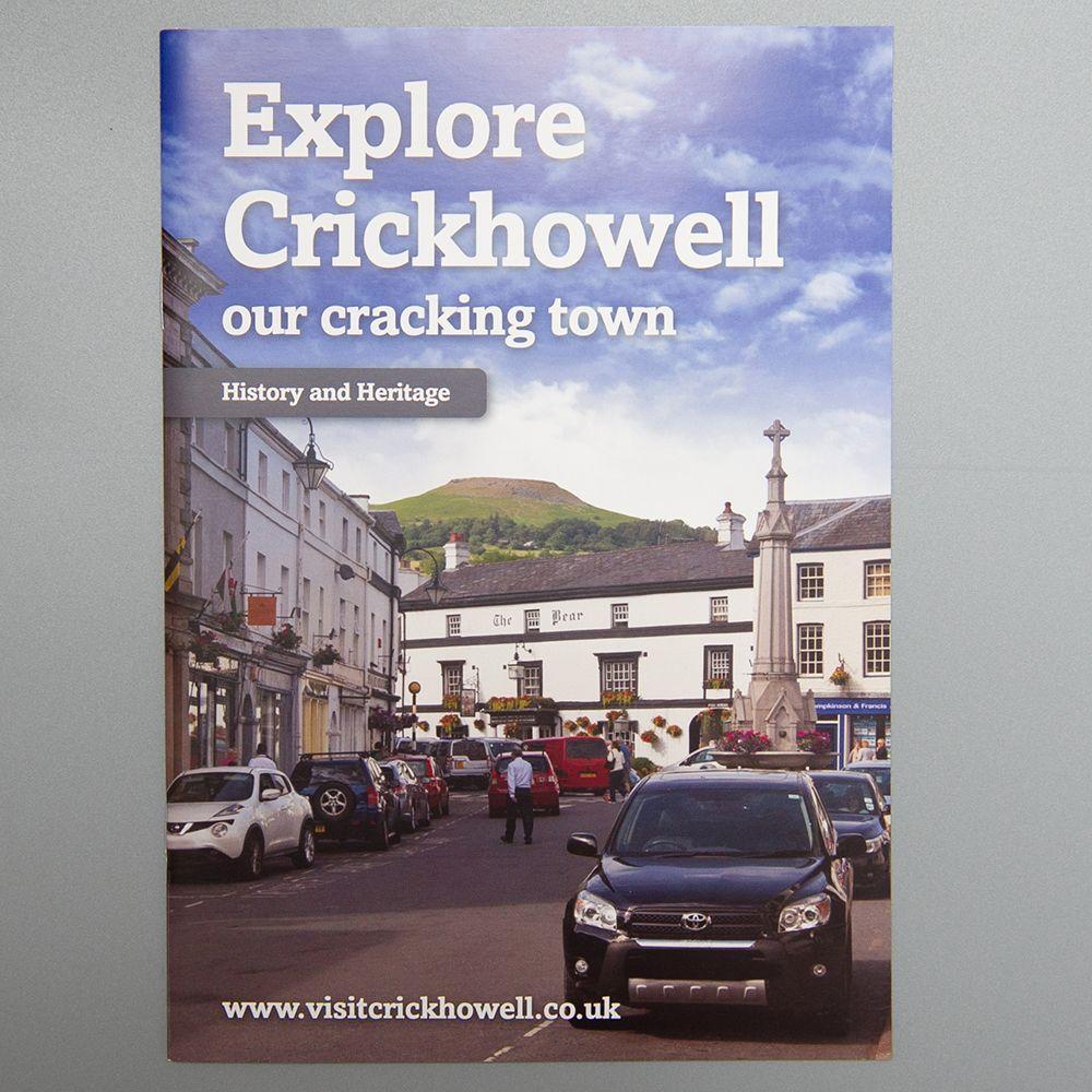 """Image Description of """"Explore Crickhowell: Our Cracking Town""""."""