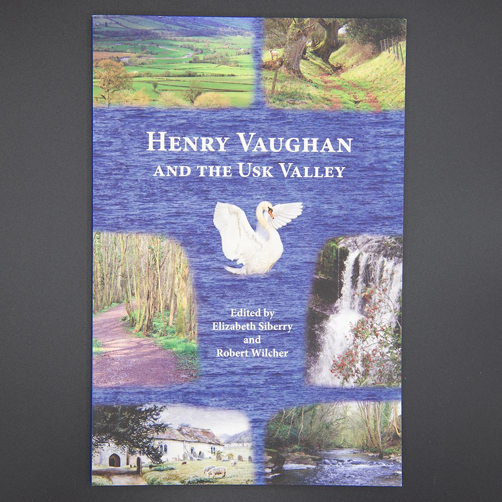 """Image Description of """"Henry Vaughan and the Usk Valley Walk""""."""