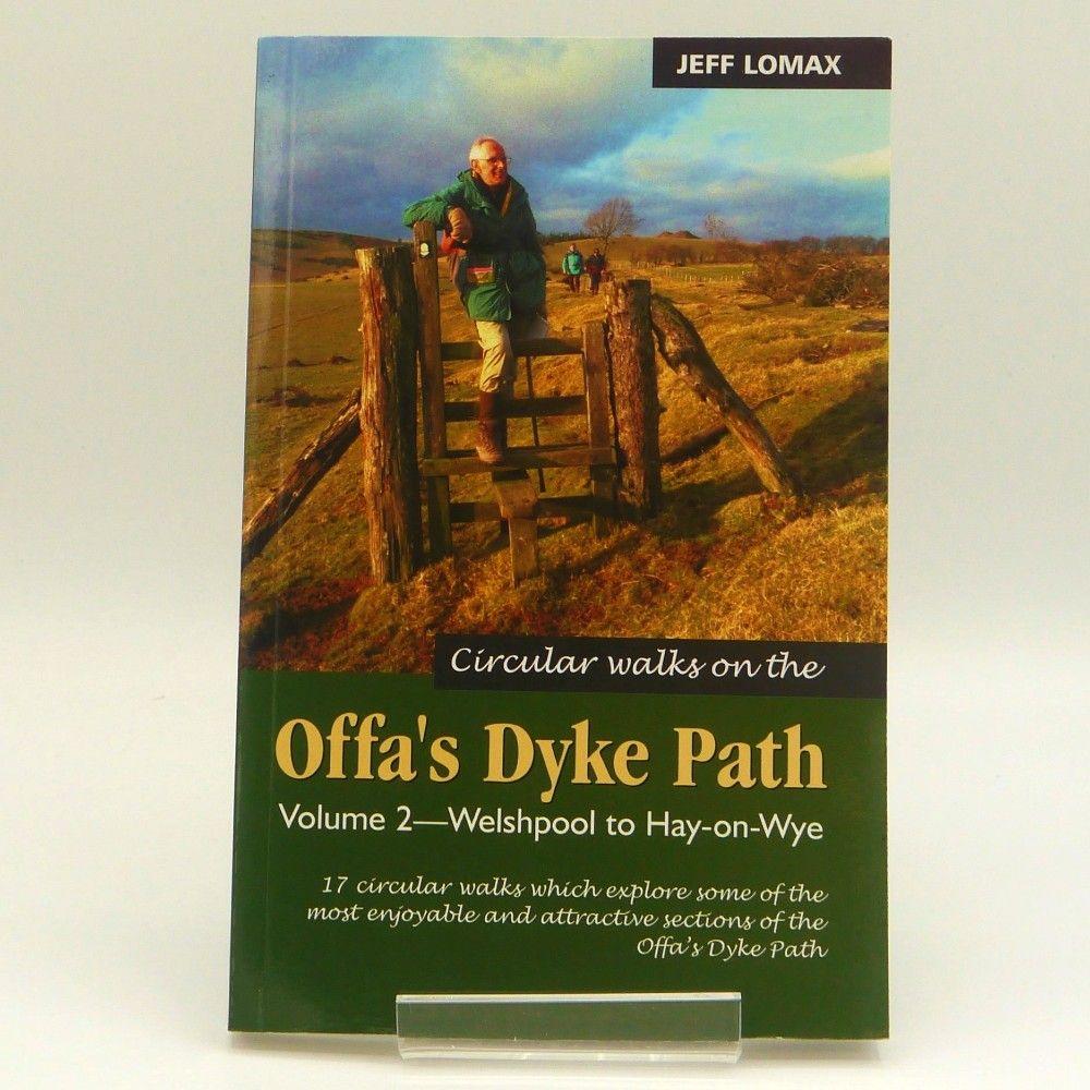 """Image Description of """"Offa's Dyke Path""""."""