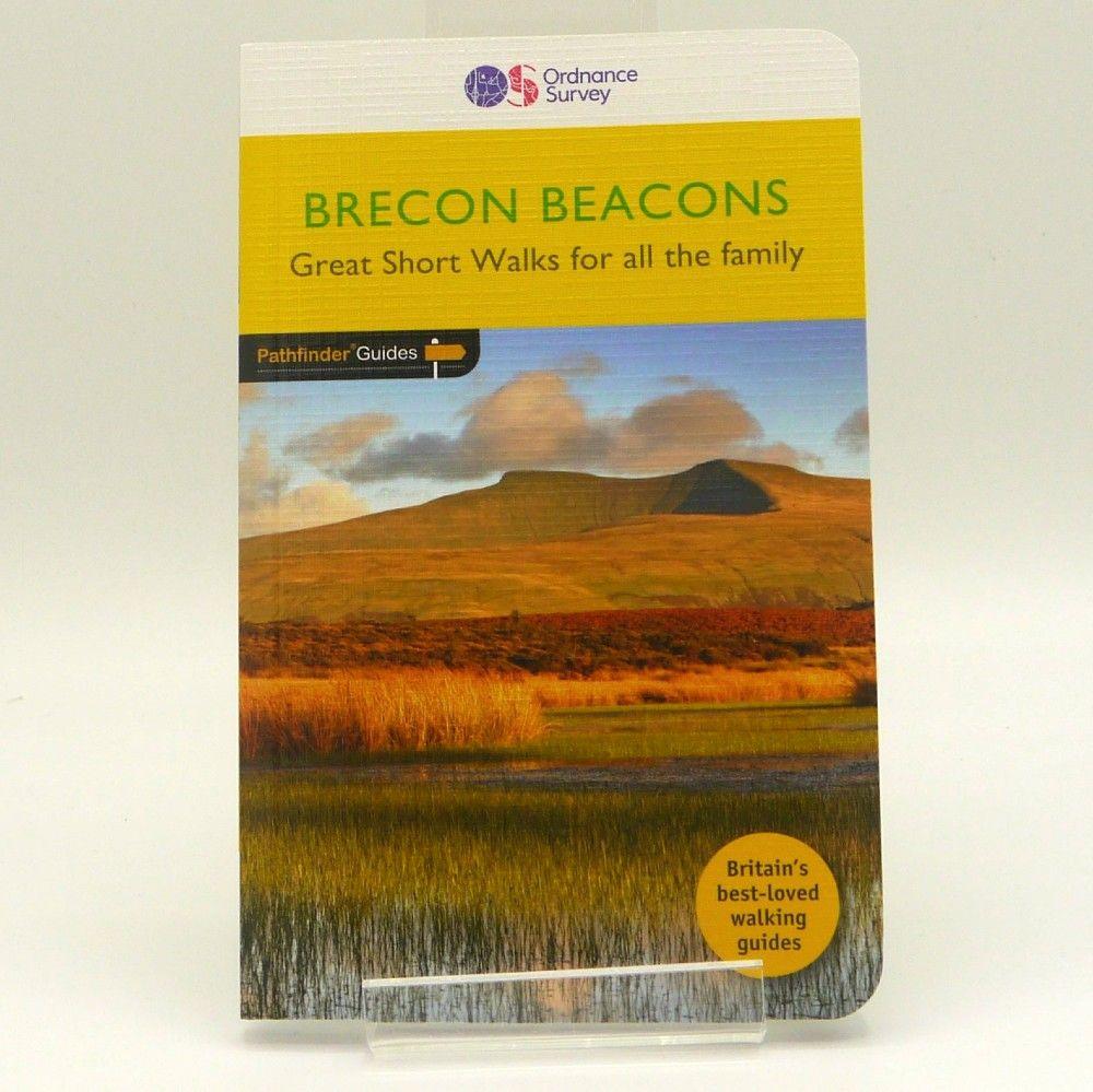 "Image Description of ""Brecon Beacons Short Walks""."