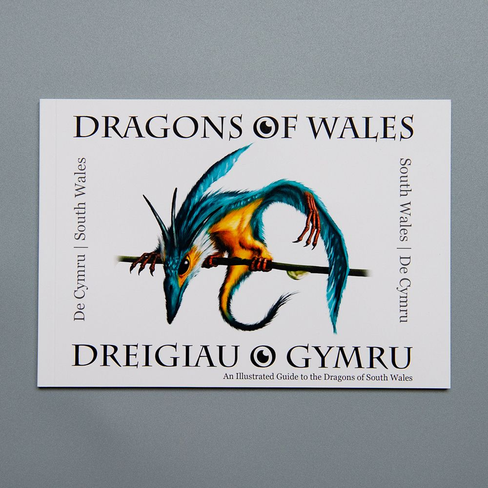 """Image Description of """"Dragons of Wales – South Wales""""."""