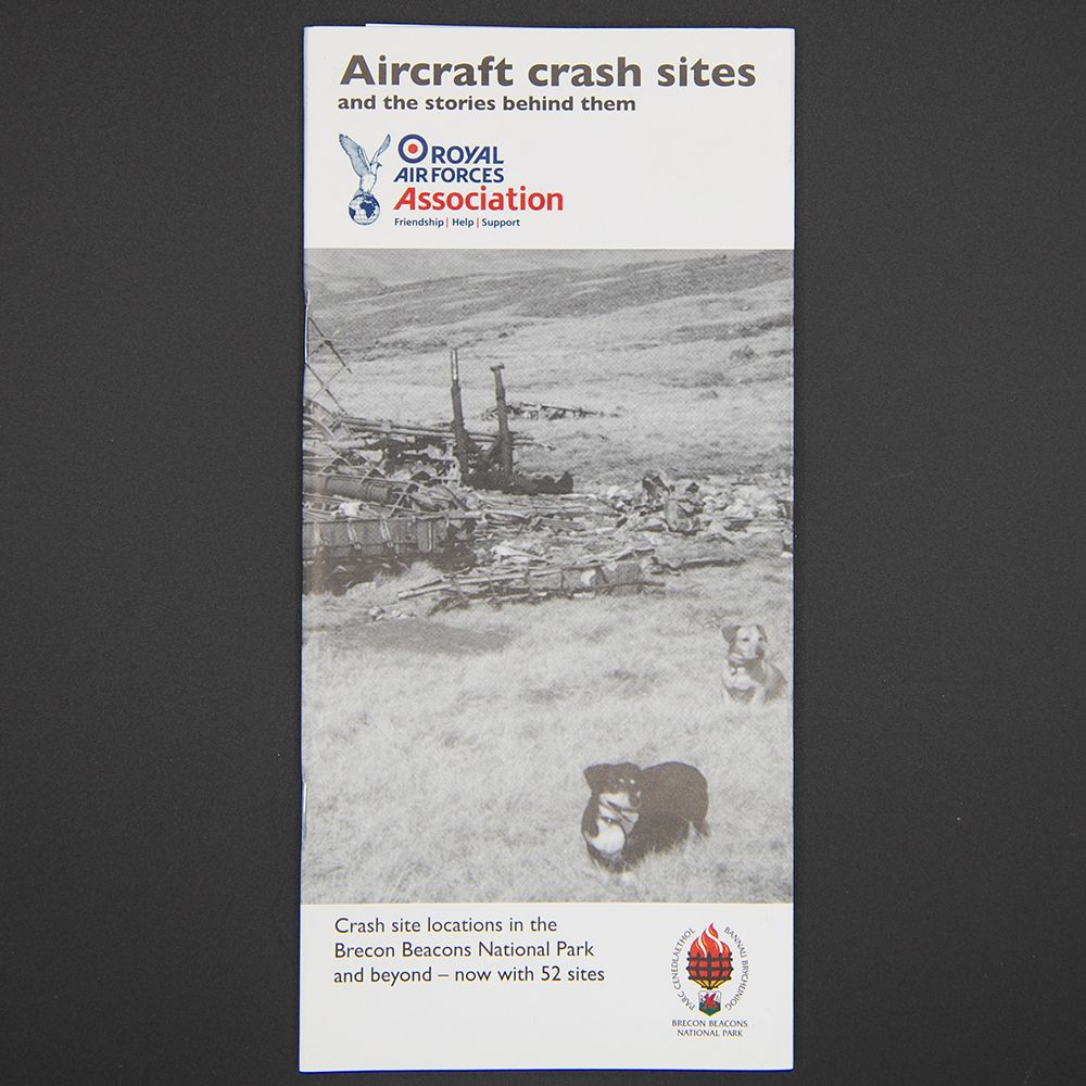 """Image Description of """"Aircraft Crash Sites and the Stories Behind Them""""."""