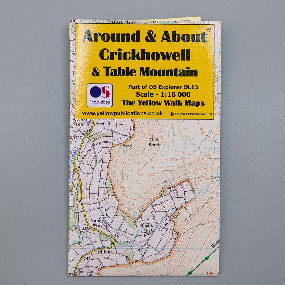 "Image Description of ""Around & About Crickhowell""."