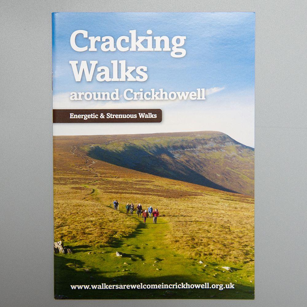 "Image Description of ""Cracking Walks Around Crickhowell""."
