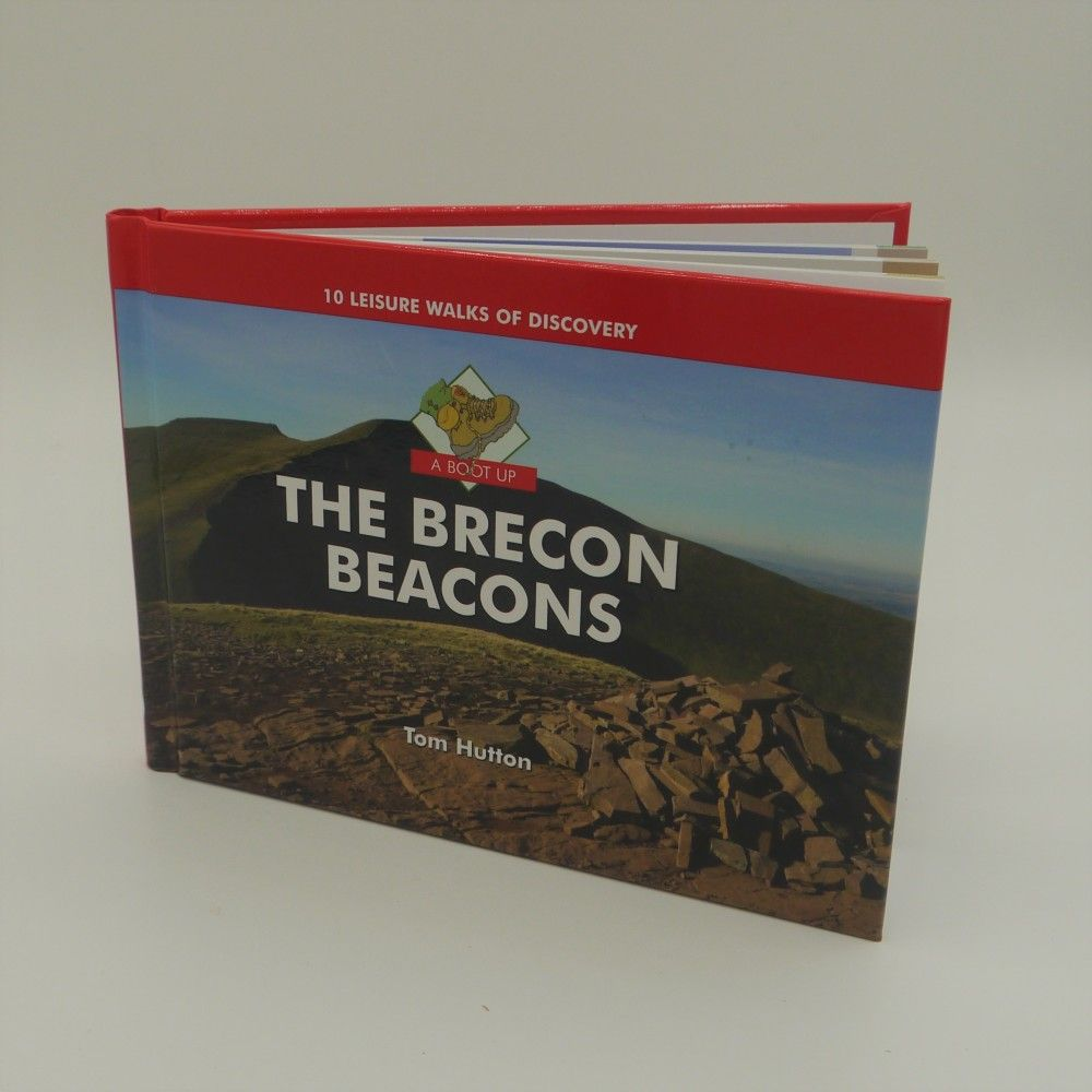 "Image Description of ""A boot up the Brecon Beacons""."