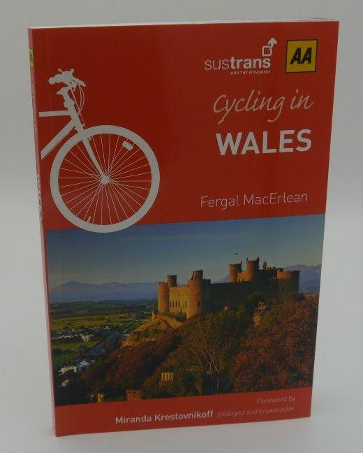 """Image Description of """"Cycling in Wales by Fergal MacErlean""""."""